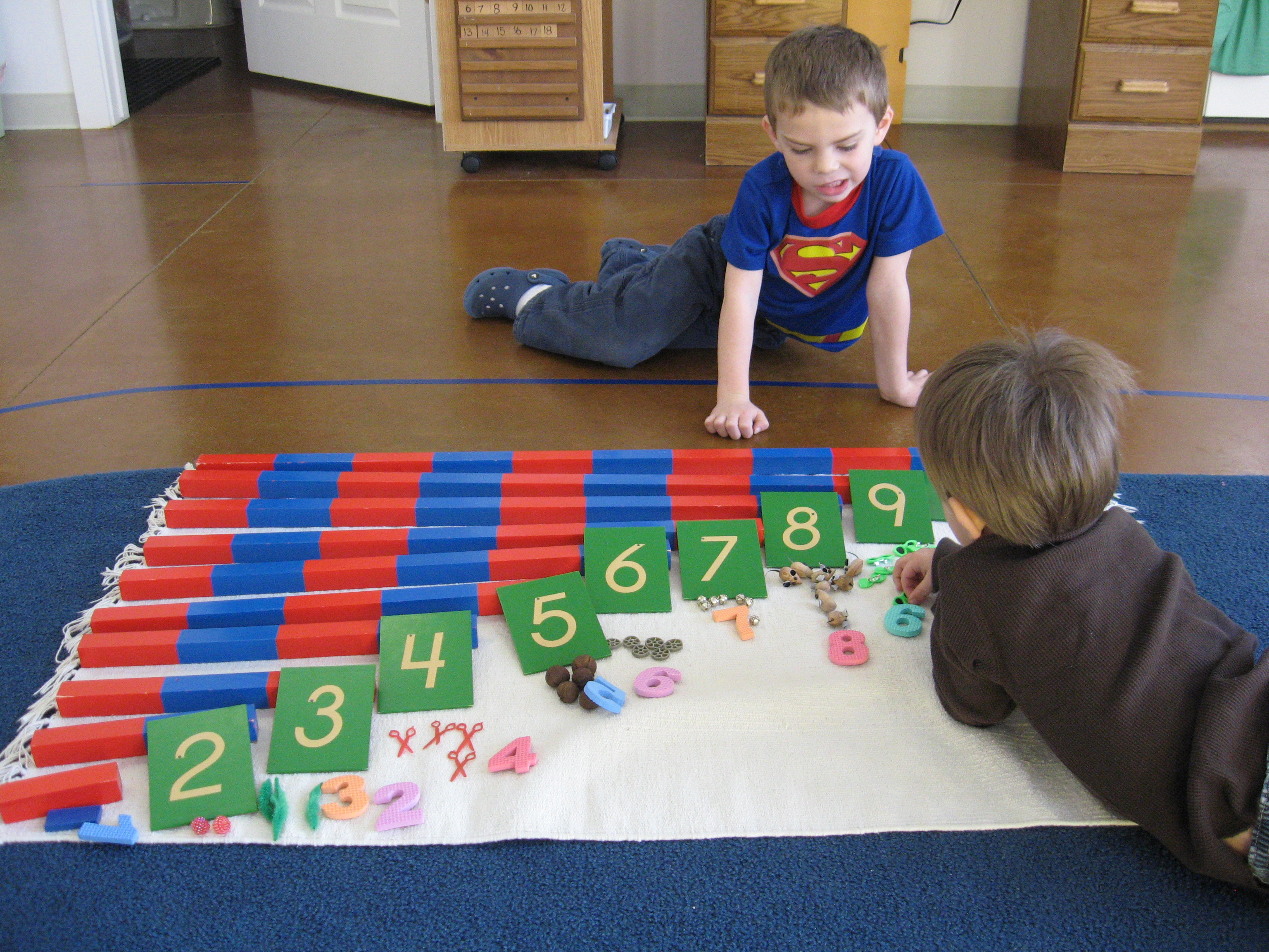 The Montessori Place Of Learning Helping Children Grow And Learn